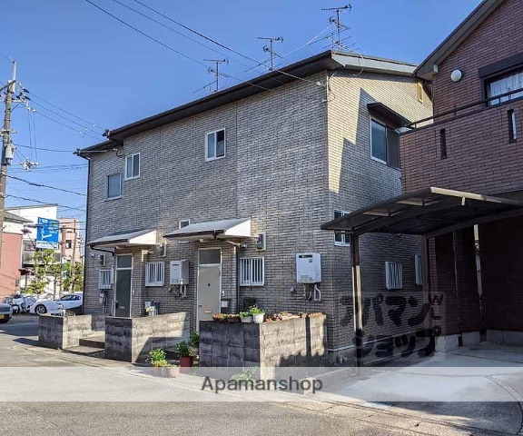 京都府乙訓郡大山崎町、山崎駅徒歩18分の築9年 2階建の賃貸アパート