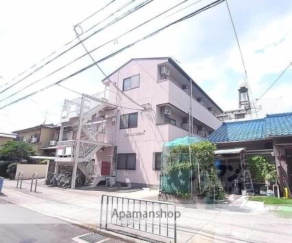 京都府京都市右京区、西京極駅徒歩15分の築21年 3階建の賃貸マンション
