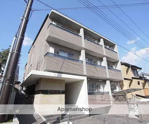 京都府京都市西京区、桂駅徒歩4分の築6年 3階建の賃貸マンション