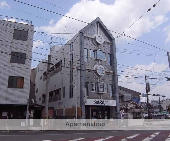 京都府京都市右京区、西院駅徒歩18分の築25年 3階建の賃貸マンション