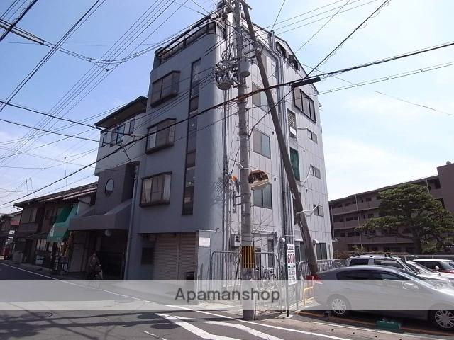 京都府京都市右京区、太秦駅徒歩19分の築32年 5階建の賃貸マンション