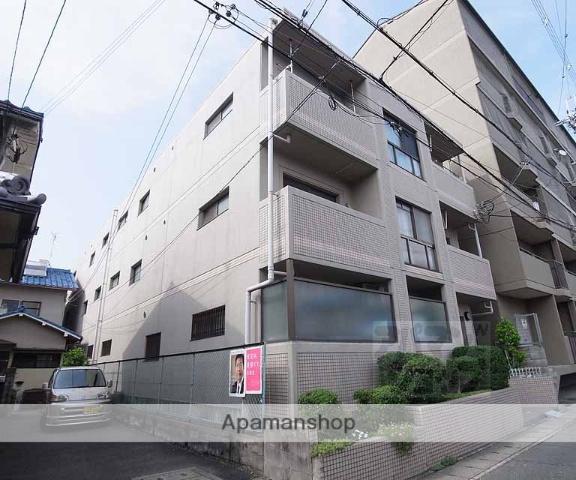 京都府京都市西京区、桂川駅徒歩19分の築27年 3階建の賃貸マンション