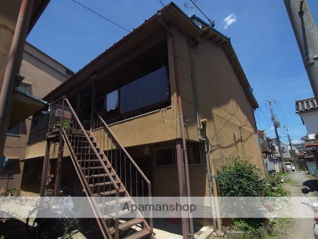 京都府京都市右京区、西大路駅徒歩25分の築43年 2階建の賃貸アパート