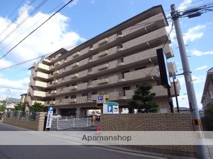 京都府京都市右京区、花園駅徒歩16分の築31年 7階建の賃貸マンション