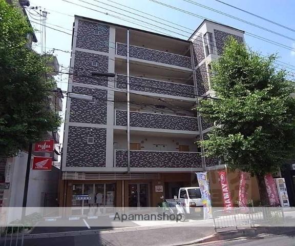 京都府京都市右京区、花園駅徒歩17分の築6年 5階建の賃貸マンション