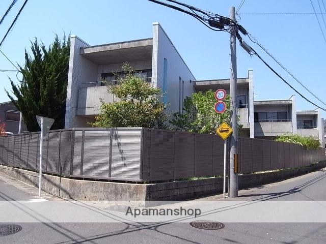 京都府京都市右京区、花園駅徒歩15分の築31年 2階建の賃貸マンション