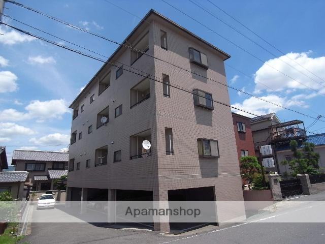 京都府京都市右京区、西京極駅徒歩29分の築21年 4階建の賃貸マンション