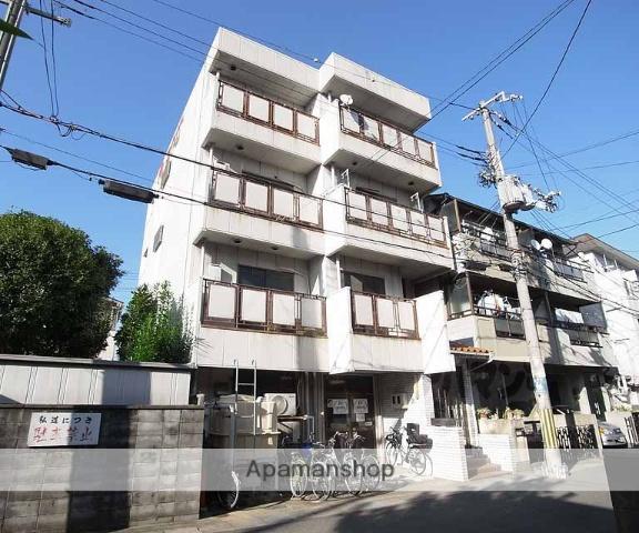 京都府長岡京市、長岡京駅徒歩10分の築31年 3階建の賃貸マンション