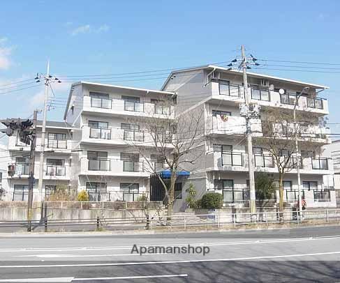 京都府京都市西京区、桂川駅徒歩38分の築26年 4階建の賃貸マンション