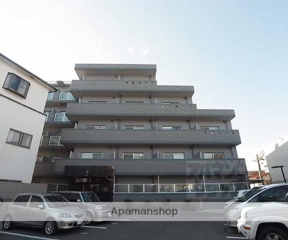 京都府向日市、向日町駅徒歩6分の築6年 5階建の賃貸マンション
