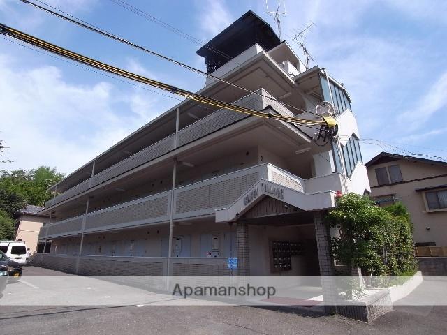 京都府京都市右京区、太秦駅徒歩34分の築29年 3階建の賃貸マンション