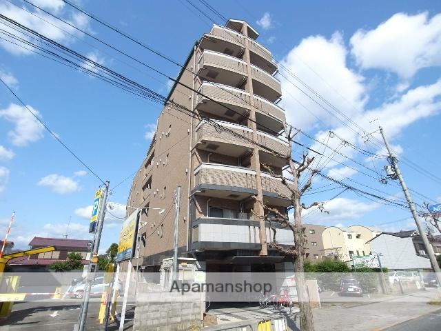 京都府京都市右京区、西院駅徒歩24分の築10年 7階建の賃貸マンション
