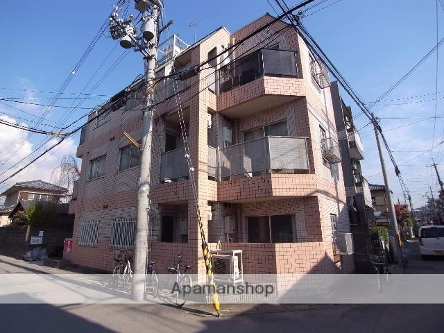 京都府京都市右京区、太秦駅徒歩9分の築28年 3階建の賃貸マンション