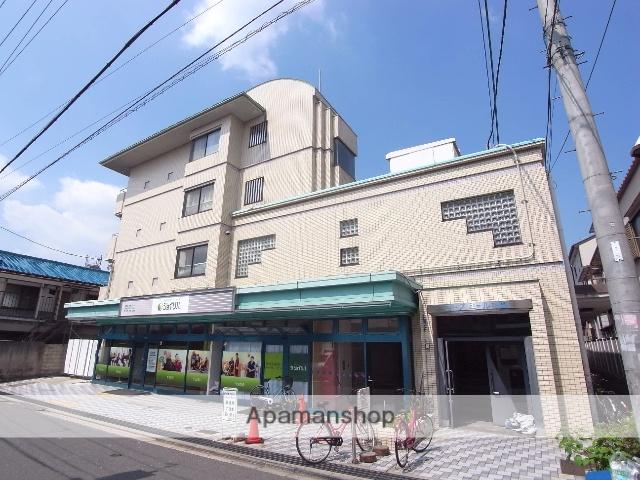 京都府京都市右京区、円町駅徒歩10分の築24年 4階建の賃貸マンション
