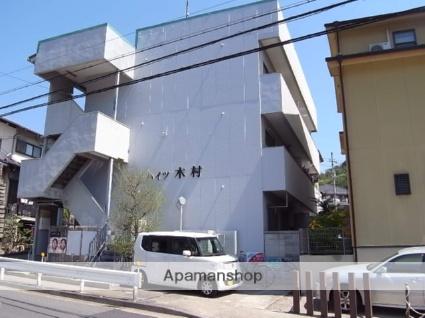 京都府京都市右京区、花園駅徒歩32分の築27年 3階建の賃貸マンション