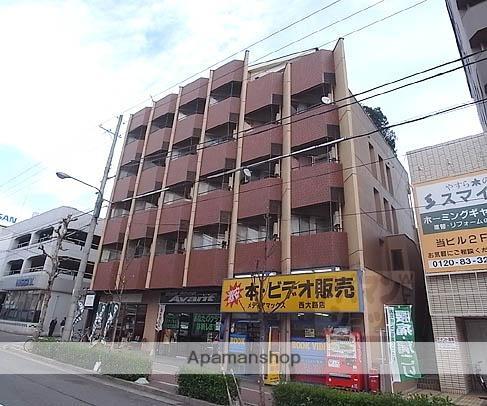 京都府京都市中京区、西院駅徒歩14分の築32年 5階建の賃貸マンション