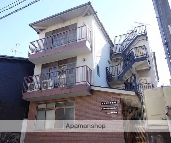 京都府京都市東山区、京都駅徒歩24分の築28年 3階建の賃貸マンション