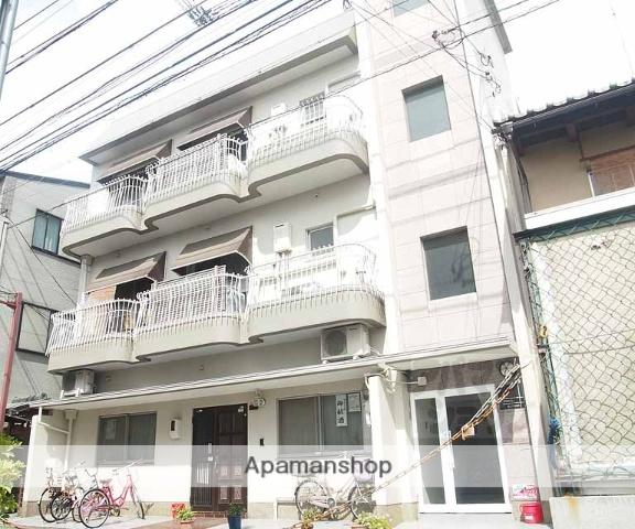 京都府京都市東山区、清水五条駅徒歩2分の築45年 3階建の賃貸マンション