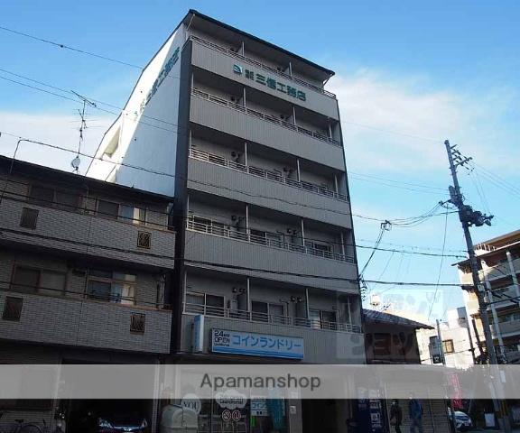 京都府京都市下京区、京都駅徒歩9分の築4年 6階建の賃貸マンション