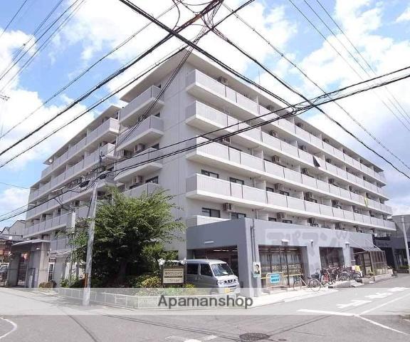 京都府京都市中京区、二条駅徒歩15分の築27年 6階建の賃貸マンション