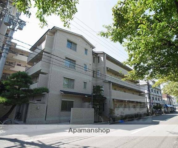 京都府京都市左京区、三条駅徒歩12分の築5年 4階建の賃貸マンション