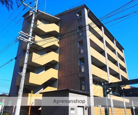 京都府京都市下京区、西大路駅徒歩20分の築14年 6階建の賃貸マンション
