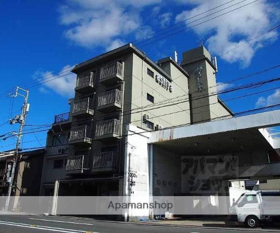 京都府京都市下京区、京都駅徒歩19分の築44年 5階建の賃貸マンション