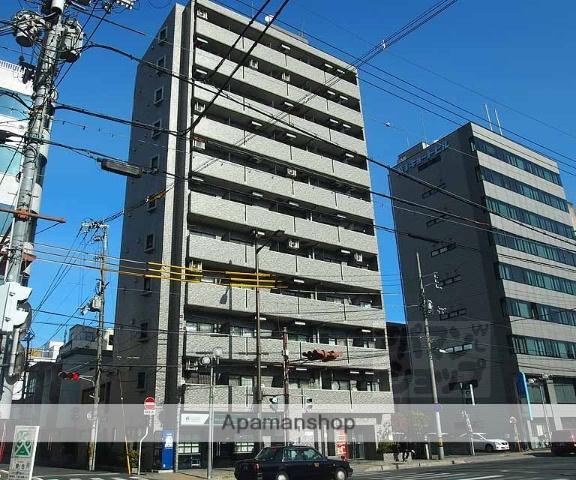 京都府京都市下京区、京都駅徒歩4分の築20年 11階建の賃貸マンション