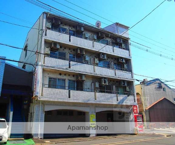 京都府京都市下京区、西大路駅徒歩19分の築31年 4階建の賃貸マンション