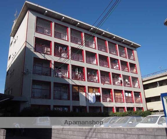 京都府京都市東山区、京都駅徒歩15分の築51年 5階建の賃貸マンション