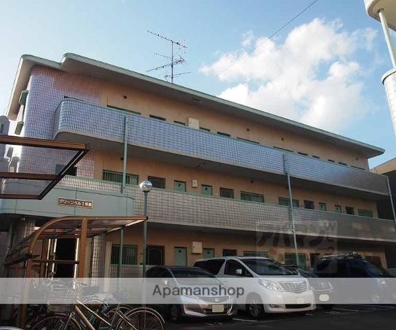 京都府京都市下京区、西大路駅徒歩9分の築21年 3階建の賃貸マンション