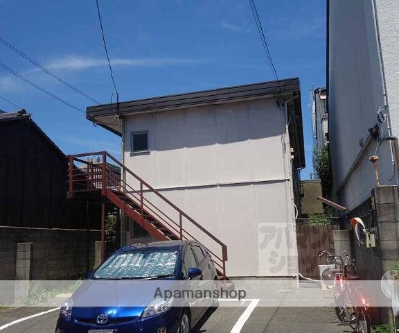 京都府京都市下京区、西大路駅徒歩7分の築44年 2階建の賃貸アパート