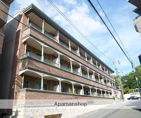 京都府京都市東山区、京都駅徒歩20分の築12年 3階建の賃貸マンション