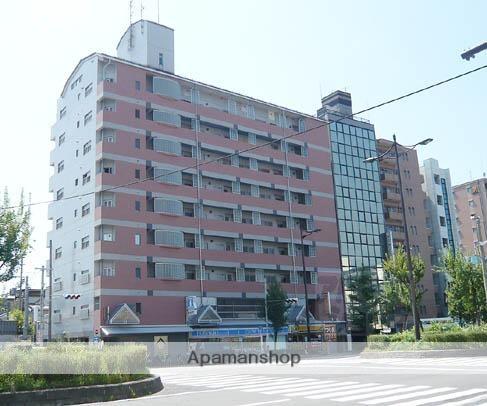 京都府京都市下京区、京都駅徒歩25分の築28年 10階建の賃貸マンション