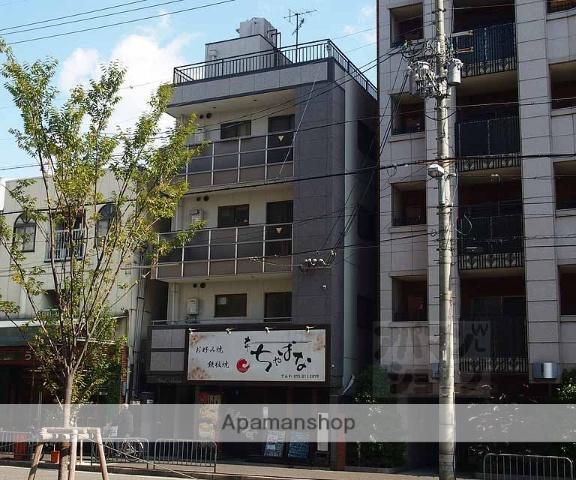 京都府京都市下京区、西大路駅徒歩15分の築28年 4階建の賃貸マンション