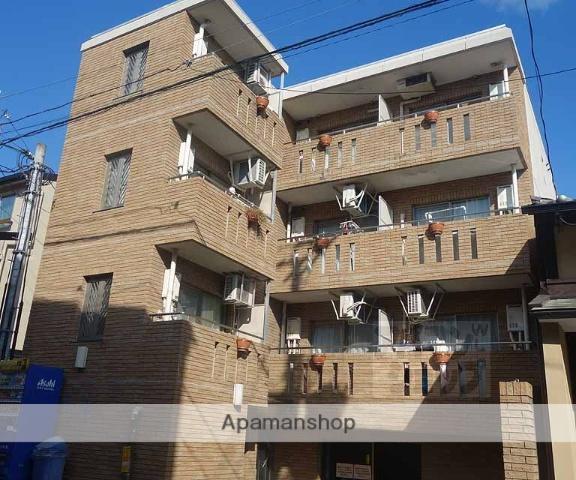 京都府京都市東山区、京都駅徒歩14分の築18年 4階建の賃貸マンション