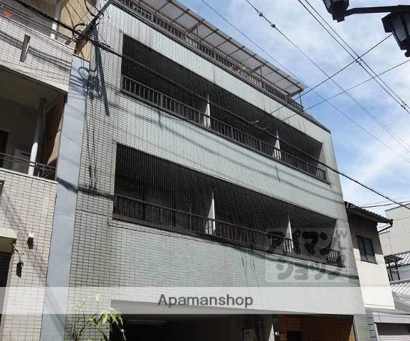 京都府京都市下京区、京都駅徒歩5分の築27年 5階建の賃貸マンション