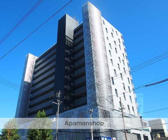 京都府京都市下京区、丹波口駅徒歩3分の築14年 13階建の賃貸マンション
