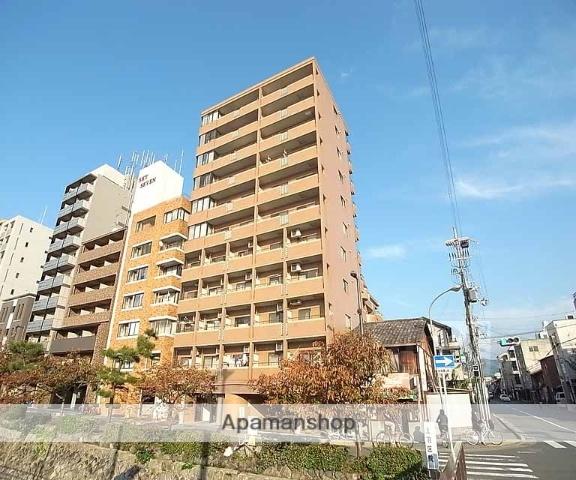 京都府京都市上京区、今出川駅徒歩12分の築26年 11階建の賃貸マンション