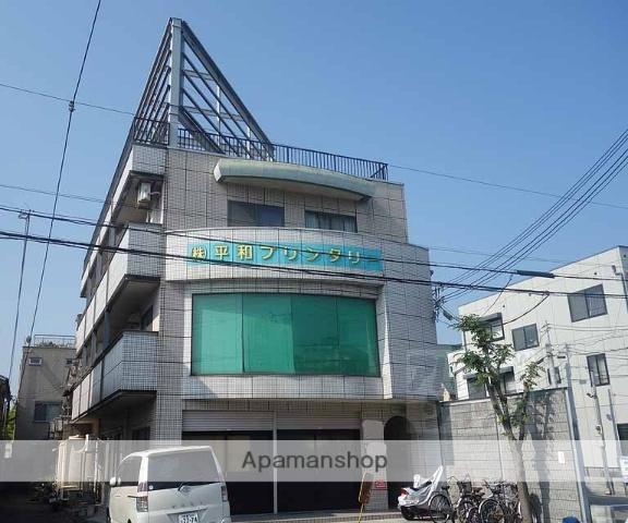 京都府京都市東山区、七条駅徒歩12分の築27年 3階建の賃貸マンション