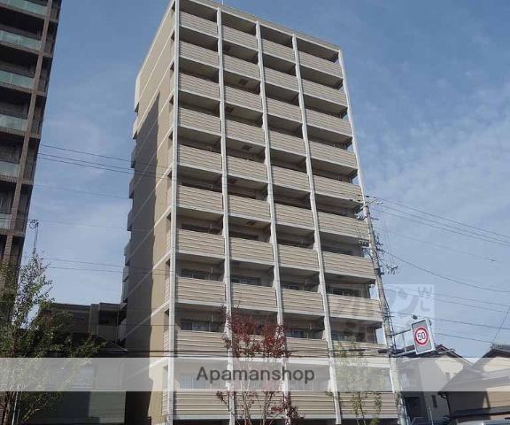 京都府京都市下京区、西大路駅徒歩17分の築9年 11階建の賃貸マンション