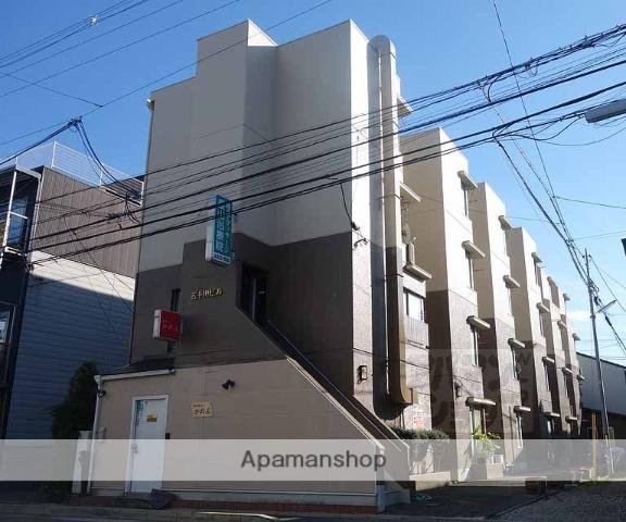 京都府京都市下京区、西大路駅徒歩5分の築35年 4階建の賃貸マンション