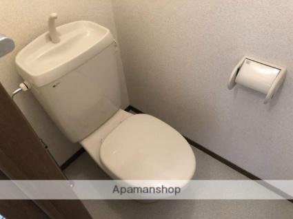 京都府京都市左京区松ケ崎修理式町[1K/20.9m2]のトイレ