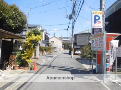 京都府京都市左京区松ケ崎修理式町[1K/20.9m2]の周辺2