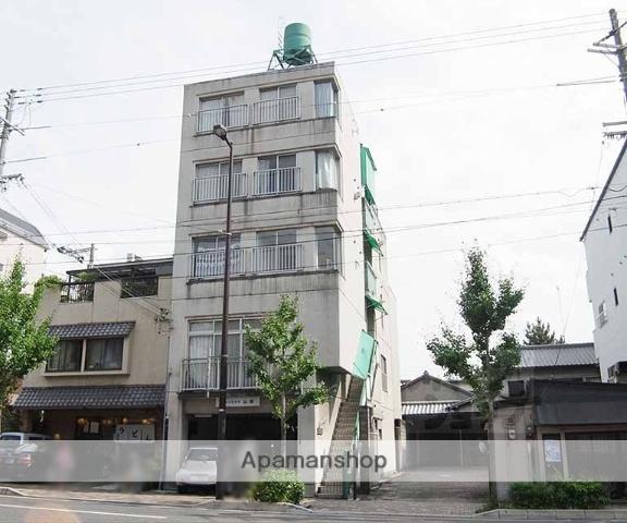 京都府京都市左京区、三条駅徒歩15分の築39年 5階建の賃貸マンション