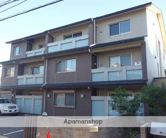 京都府京都市下京区、京都駅徒歩20分の築4年 3階建の賃貸マンション