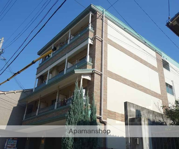 京都府京都市下京区、京都駅徒歩25分の築9年 4階建の賃貸マンション