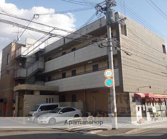 京都府京都市下京区、西大路駅徒歩6分の築22年 3階建の賃貸マンション