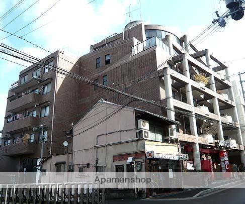 京都府京都市東山区、京都駅徒歩20分の築25年 5階建の賃貸マンション