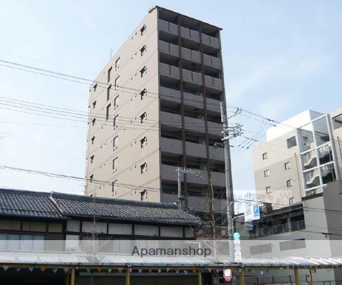 京都府京都市下京区、京都駅徒歩27分の築7年 11階建の賃貸マンション